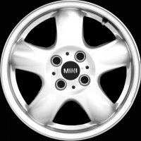 "15"" MINI R100 Spooler Spoke wheels 36116768498"