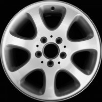 "17"" Mercedes Cygnus wheels B66474256 B66474257"