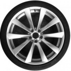 "used 21"" BMW 239 alloy wheels"