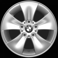 "16"" BMW 155 wheels 36116775594"