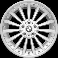 "19"" BMW 198 wheels 36116769570 36116769571"