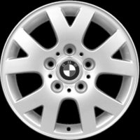"16"" BMW 54 wheels 36111096552"