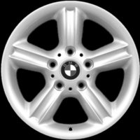 "16"" BMW 55 wheels 36111096138"
