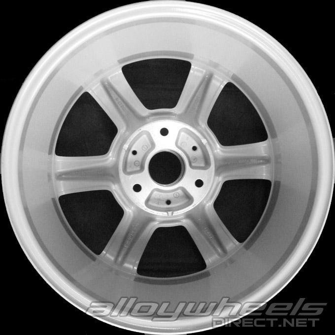 "Car Finance Calculator: 17"" Smart Runline Wheels In Standard Silver"