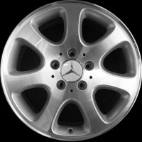 "16"" Mercedes Cygnus wheels B66474160 B66474161"
