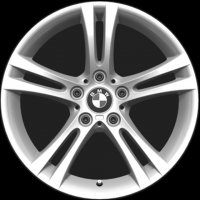 "18"" BMW 184M wheels 36112282991"
