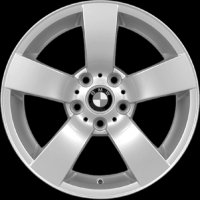 "17"" BMW 122 wheels 36116776779"