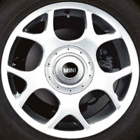"16"" MINI R84 X-Lite wheels 36111512351"