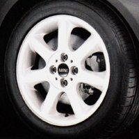 "16"" MINI R94 Bridge Spoke  wheels 36116775800"