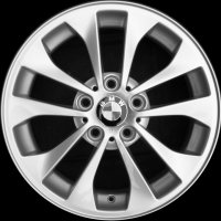 "17"" BMW 98 wheels 36116757042"