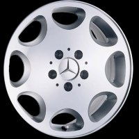 "15"" Mercedes 8 Hole wheels B66470085"
