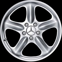 "15"" Mercedes Zosca wheels B66470080"