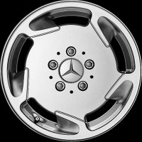 "15"" Mercedes 5 Hole wheels B66470063"