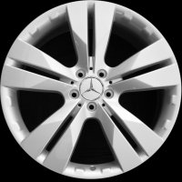 "20"" Mercedes 5 Twin Spoke  wheels B66470131"