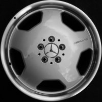 "18"" AMG II wheels B66031007 B66031001"