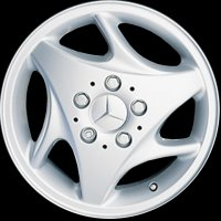 "15"" Mercedes 6 Hole wheels B66010053"