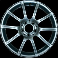 "17"" Mercedes Algedi wheels B66474397 B66474398"