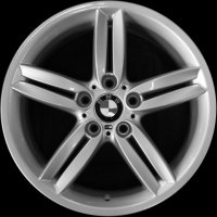 "18"" BMW 208M wheels 36118036939 36107839305"