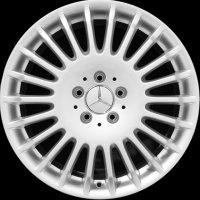 "18"" Mercedes Multi Spoke wheels B6647442064 B66474421"