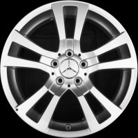 "18"" Mercedes Pulaha wheels A20440129029709 A20440130029709"