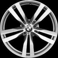 "20"" BMW 300M wheels 36116790605 36116790606"