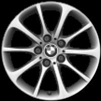 "17"" BMW 200 wheels 36116771157"