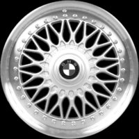 "17"" BMW 5 wheels 36111093531"