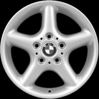 "16"" BMW 18 wheels 36111093526"