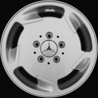 "15"" Mercedes 5 Hole wheels B66470068"