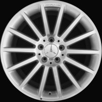 "18"" AMG V 14-spoke wheels B66031119 B66031120"