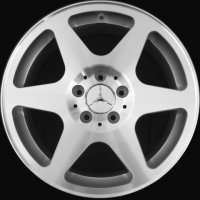 "17"" Mercedes Ceginus wheels B66470084"