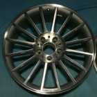 "new 18"" AMG V 16-spoke alloy wheels"