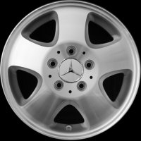 "15"" Mercedes Algebar wheels B66470724"