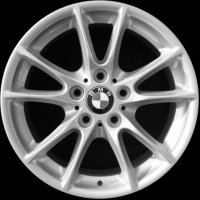 "17"" BMW 50 wheels 36111095339"