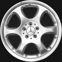 "18"" Mercedes Albireo wheels B66471452 B66471453"