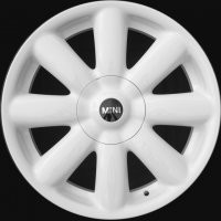 "17"" MINI R104 Crown Spoke  wheels 36116769412"