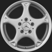 "15"" Mercedes Mirac wheels B66470500"