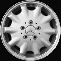 "15"" Mercedes 10 Hole wheels B66470090"