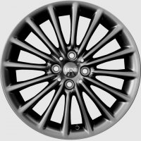 "17"" MINI R108 Multi Spoke wheels 36116791464"