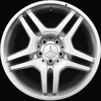 "18"" AMG IV wheels B66031306 B66031307"