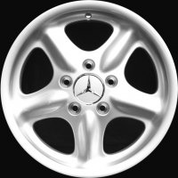 "15"" Mercedes Zosca wheels B66470074"