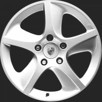 "18"" Porsche Sport Techno wheels 99636213651 99636214252"
