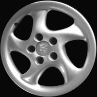 "18"" Porsche Techno wheels 99336213600 99336214000"