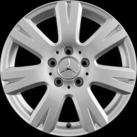 "16"" Mercedes Pristix wheels A20440126029709"