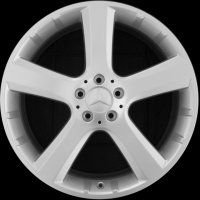"20"" Mercedes 5 Spoke wheels B66470129"