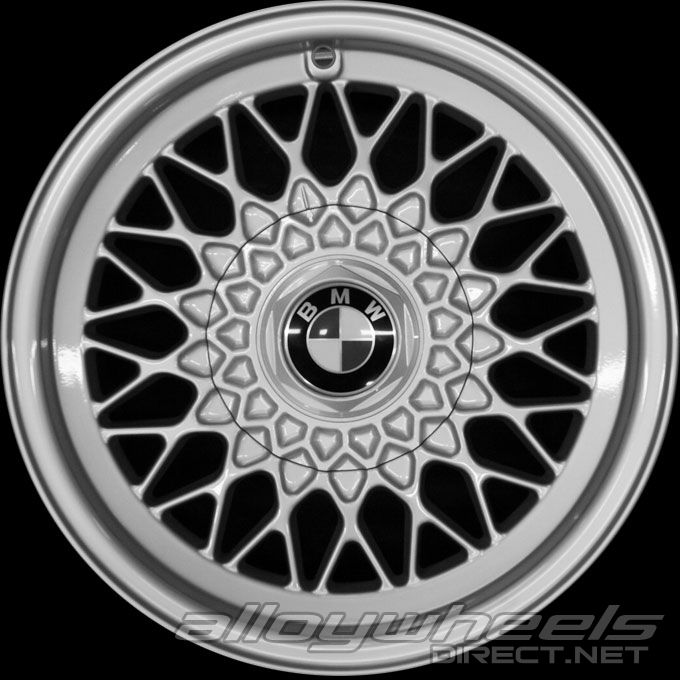 15 Quot Bmw 5 Wheels In Silver Alloy Wheels Direct 191552