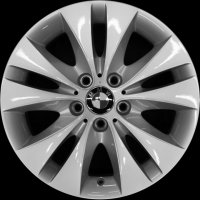 "17"" BMW 116 wheels 36116758775"