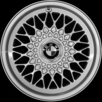 "15"" BMW 5 wheels 36112226898"