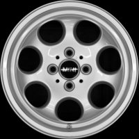 "15"" MINI R81 7 Hole wheels 36111512458"