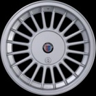 "new 16"" Alpina Classic C83 alloy wheels"